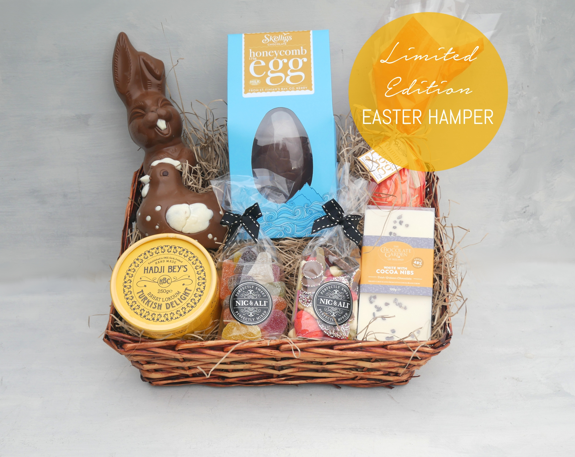 The mortons easter hamper limited edition the mortons easter hamper limited edition negle Image collections