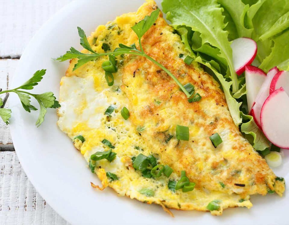 A few tips for the perfect Omelette